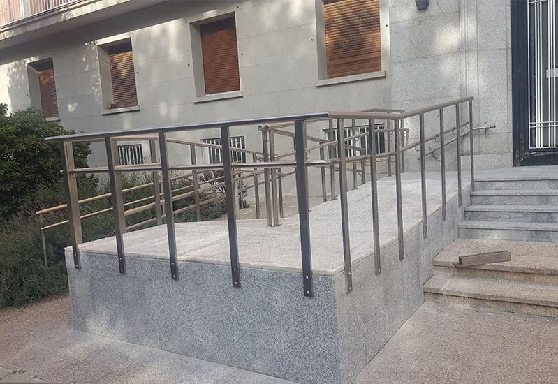 Cerrajería metálica en Valdemoro